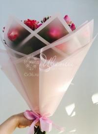 Букет из кустовых роз «Трепетная любовь»